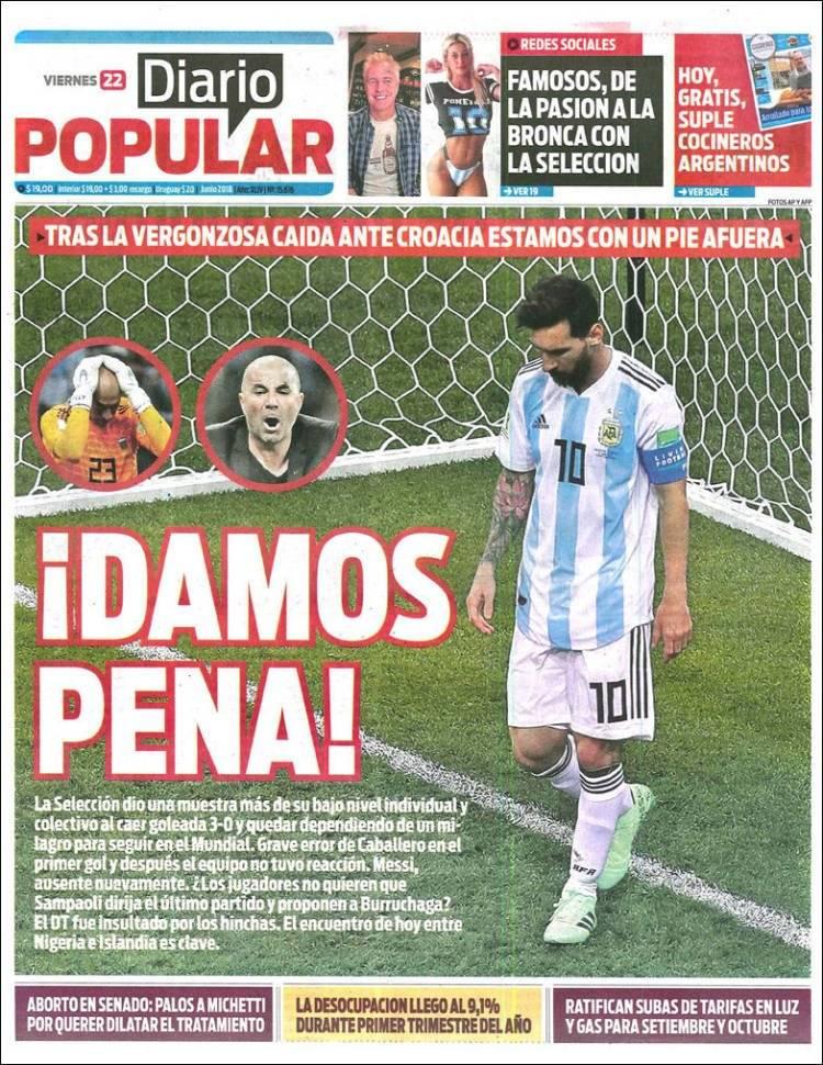Diario Popular Diario Popular