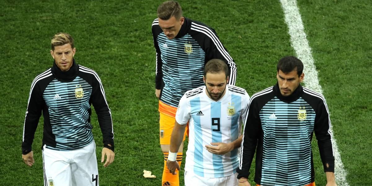 Argentina tendría nuevo técnico ¡ante Nigeria!