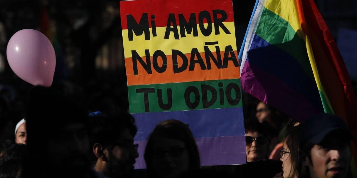 """Movilh tilda de """"heterofóbico"""" a comentario en redes sociales por la presencia de Karol Lucero en marcha LGBT+"""