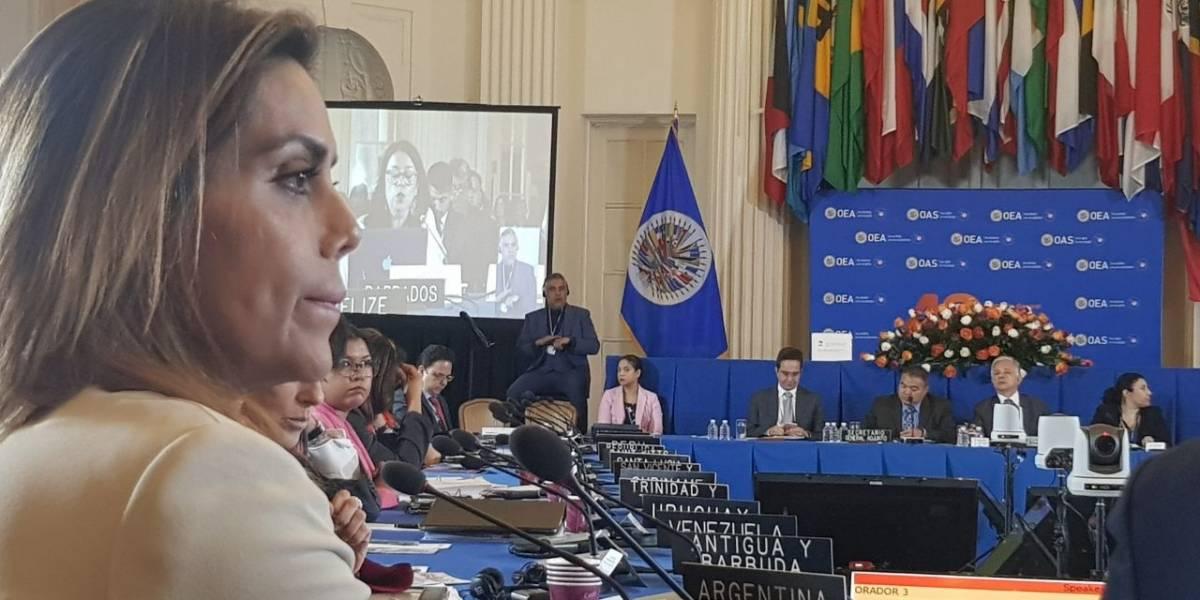 Orden sí, criminalización no a comercio ambulante, plantea Diana Barrios