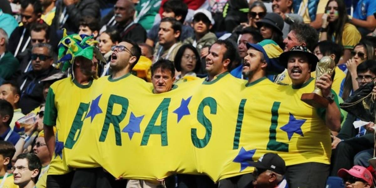 PF prende brasileiro foragido em estádio de São Petersburgo na Rússia