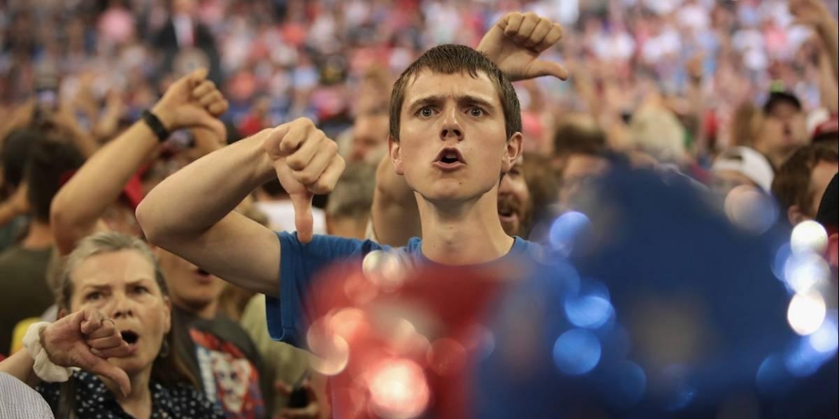 ¡Los rusos no se quedan atrás! Graban a colombianos repitiendo vulgaridades en ruso