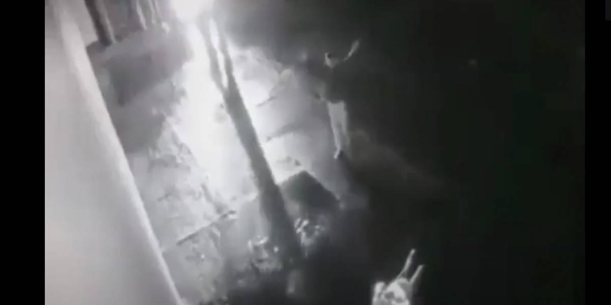 Revelan nuevos videos de policía que asesinó al estudiante de la Universidad Nacional