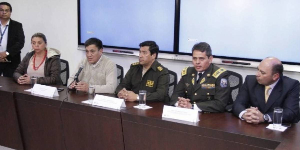 Realizarán pruebas de ADN en Colombia a los cuerpos que serían del equipo de prensa asesinado