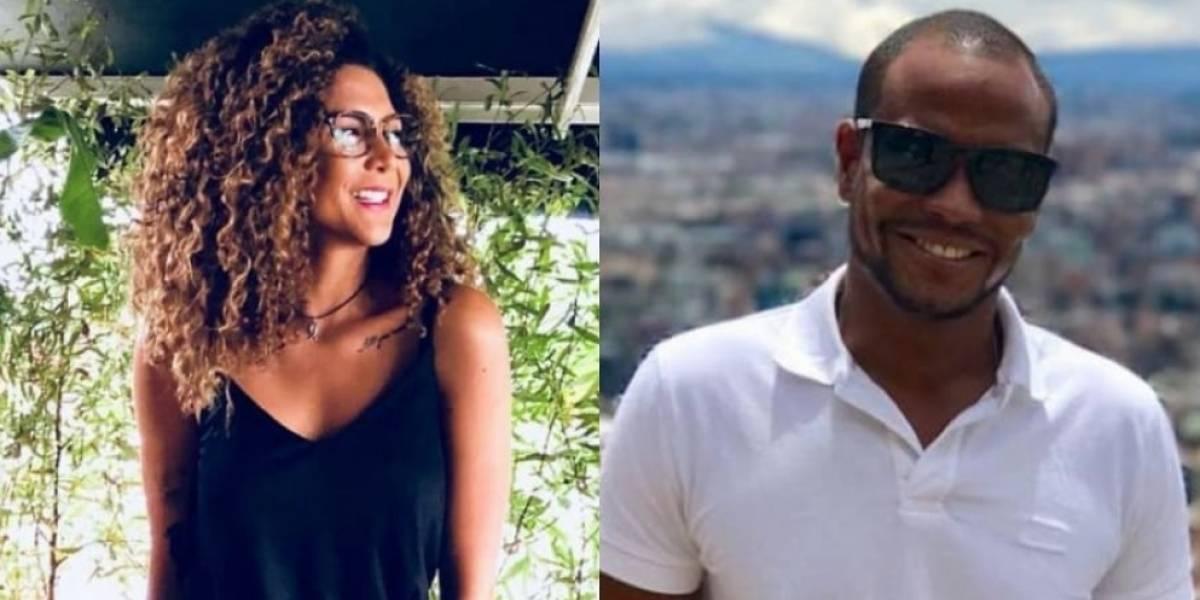Así fue pelea entre la 'Crespa' Martínez y su ex en emisora colombiana