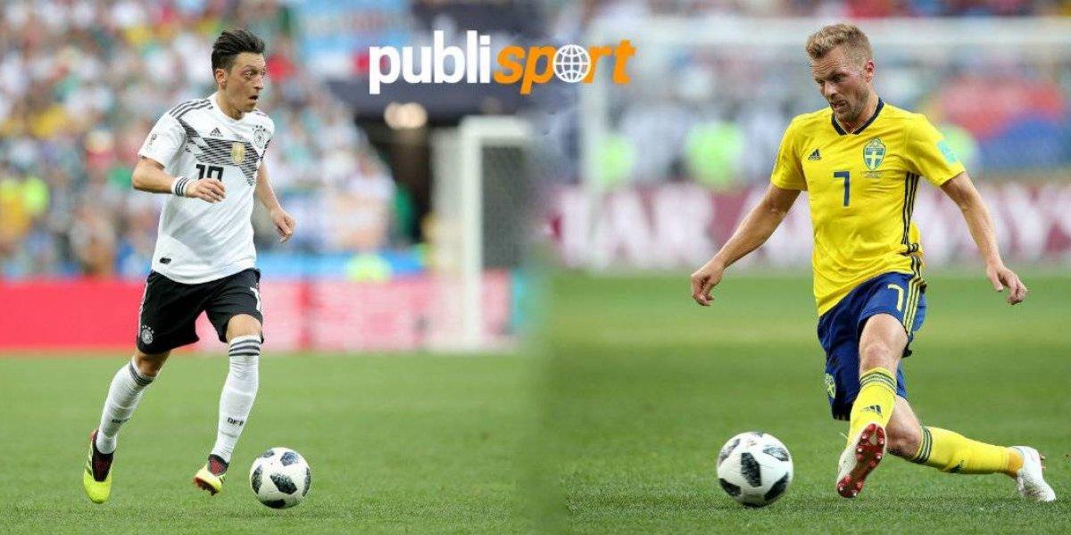 Alemania vs Suecia, ¿dónde y a qué hora ver el partido?