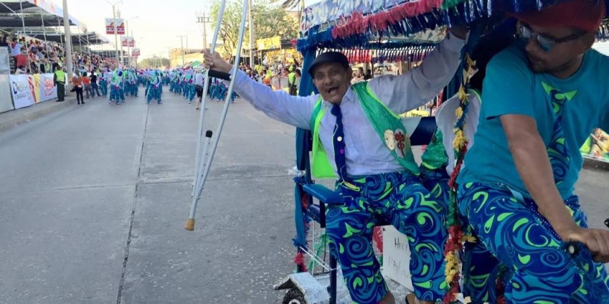 Luto en Barranquilla: Falleció el director de la comparsa de 'Las Marimondas del Barrio Abajo'
