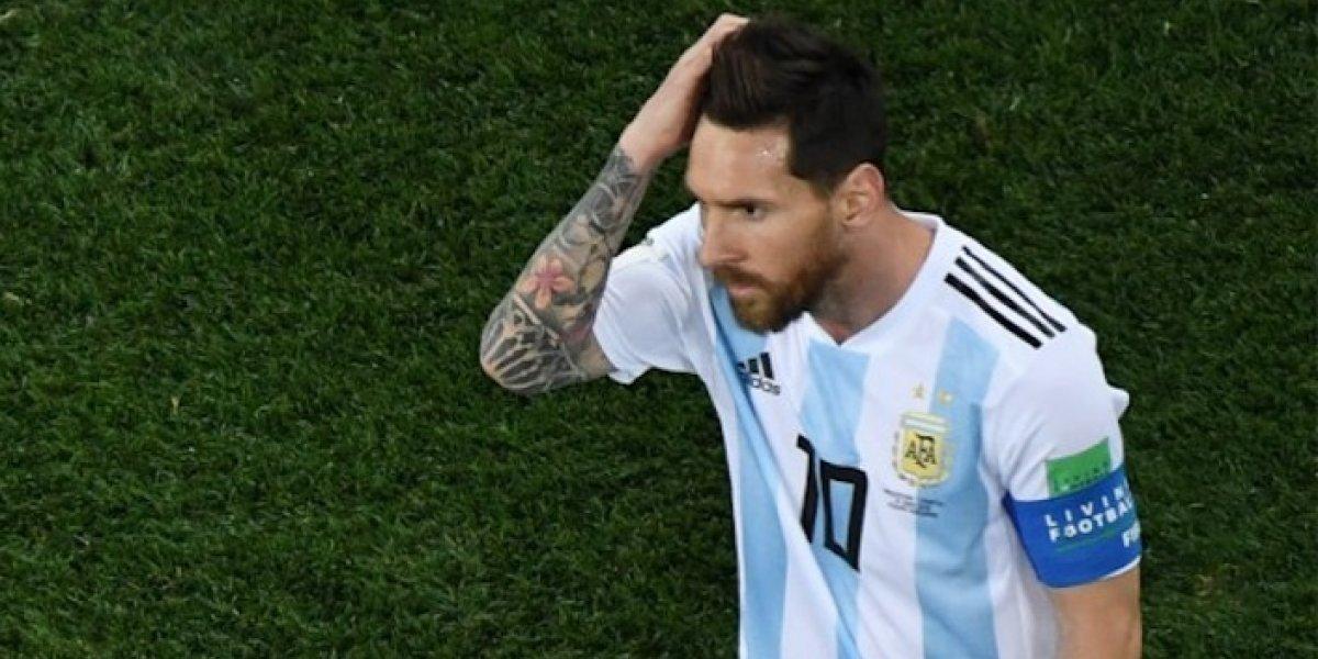 """David Faitelson dice que """"Lo de Messi es sospechoso"""", y remece las redes"""