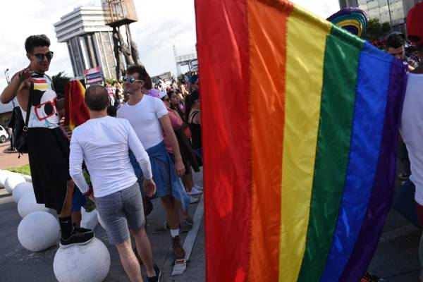 Desfile de la diversidad sexual