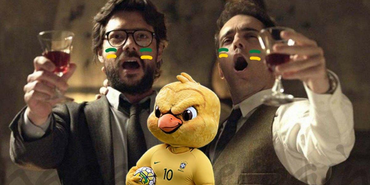 La Copa de Papel: Brasileiros celebram derrota da Argentina com paródia de 'Bella Ciao'
