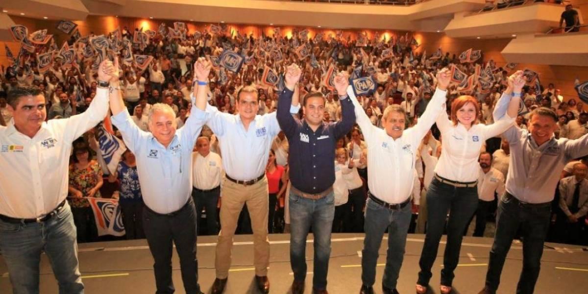 """Panistas lanzan críticas a Zepeda por """"autonombramiento"""""""