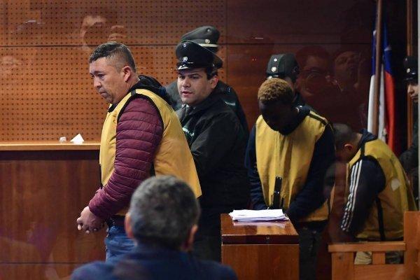 """Reos que aplicaron temida """"Ley de la Cárcel"""" tenían amplio prontuario"""