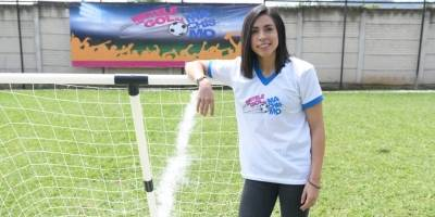 futbolista guatemalteca Ana Lucía Martínez