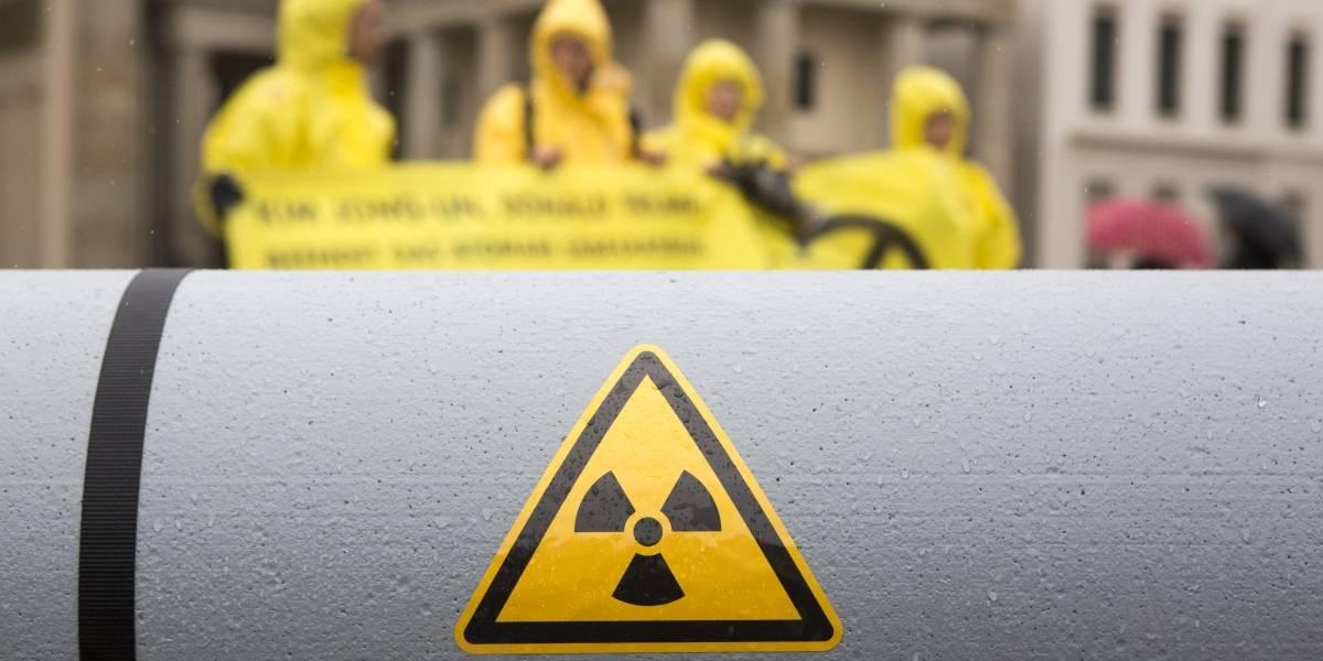 Se necesitan sólo 100 bombas nucleares para destruir el mundo