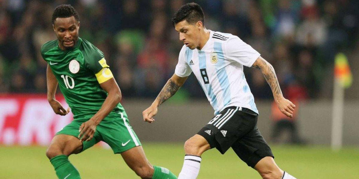 Con goleada incluida: el último Argentina-Nigeria fue un papelón histórico de la Albiceleste de Sampaoli