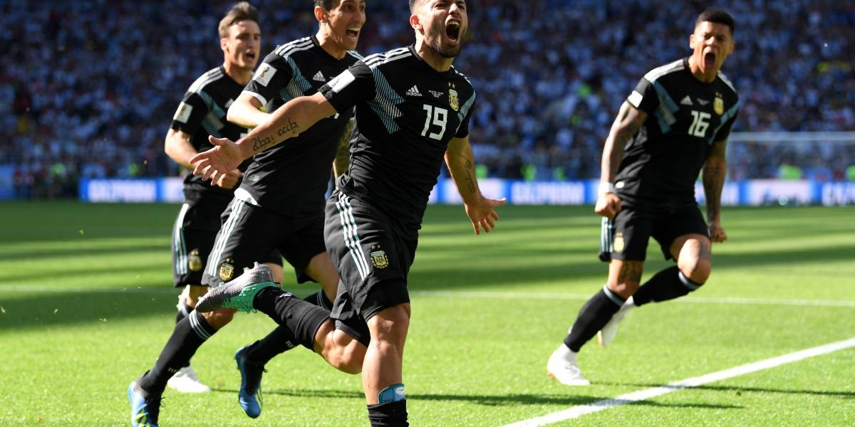 La premonición de un hincha vaticinando el futuro de Argentina en el Mundial