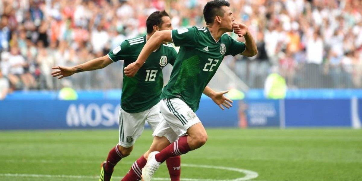 Así vivimos el triunfo de México sobre Corea del Sur en el Mundial de Rusia 2018