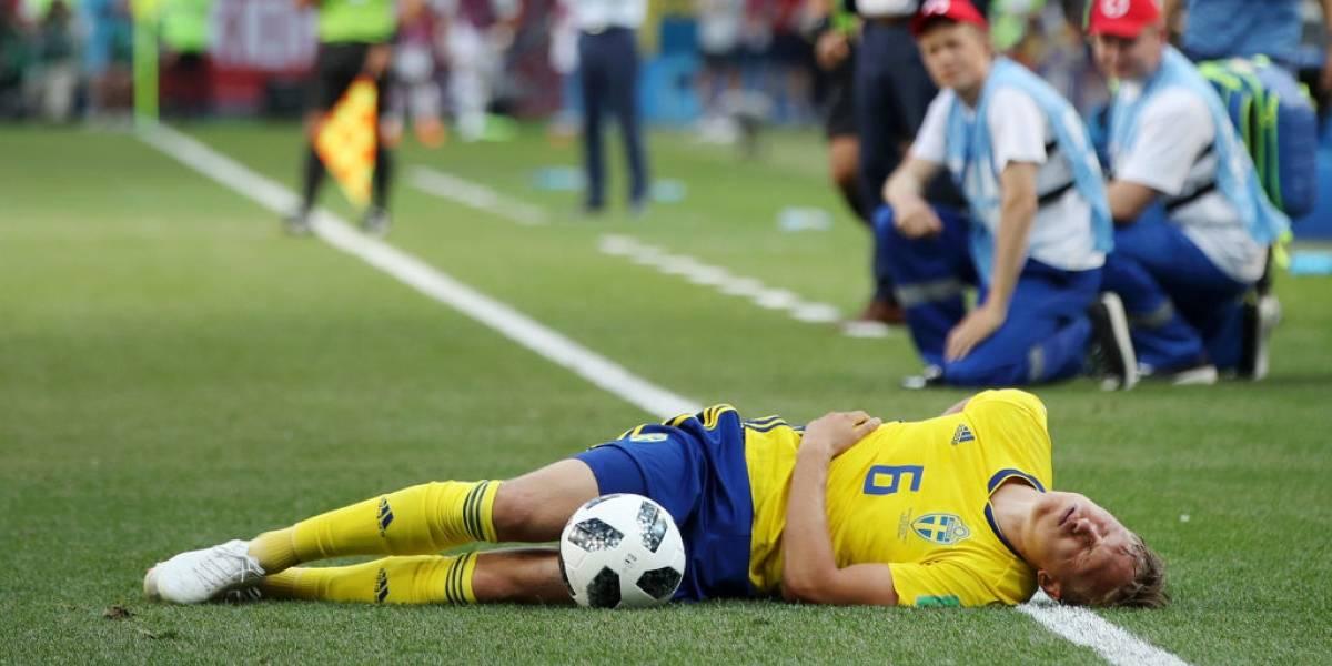 Alerta en Suecia: pierden a cuatro jugadores clave para el partido con Alemania por una infección