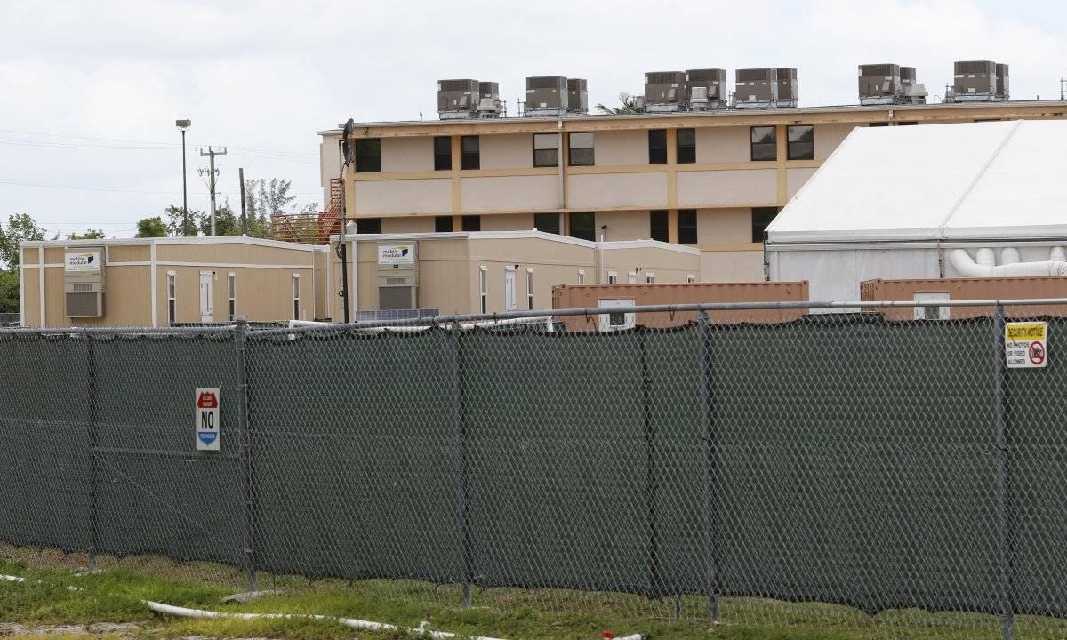 Centro de Migrantes en Florida