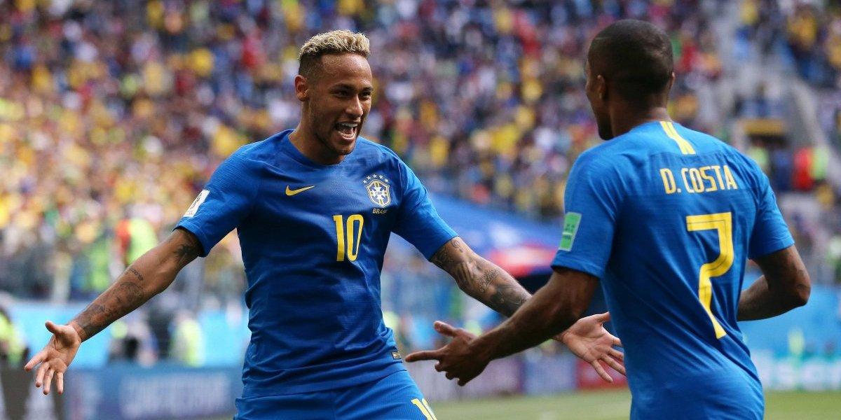 Brasil rescata la victoria de último minuto y elimina a Costa Rica