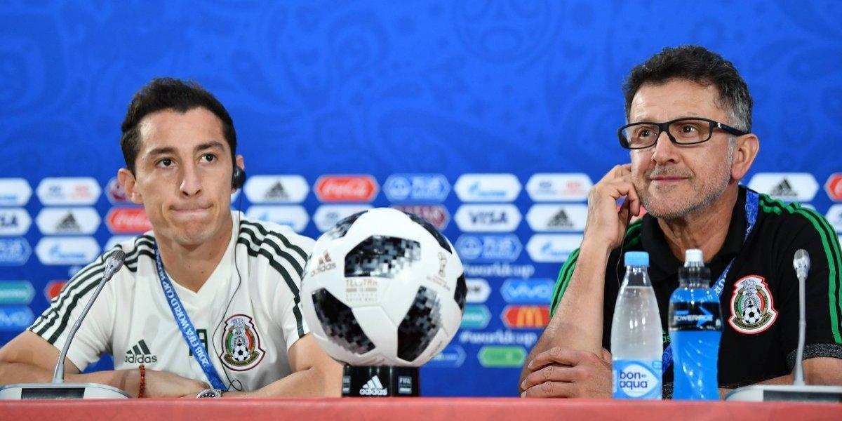Osorio ve a Corea del Sur como un rival difícil a vencer