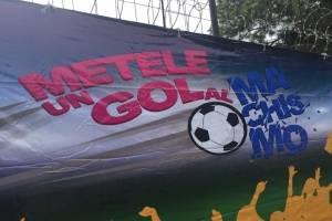 Organismo Judicial lanza campaña Métele un gol al Machismo