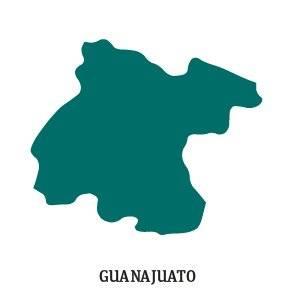 PREP 2018: Silueta Guanajuato