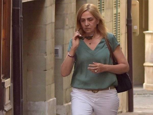 Infanta Cristina Iñaki Urdangarín Cárcel