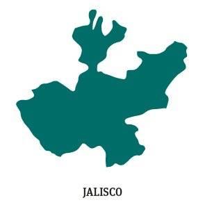 PREP 2018: Silueta Jalisco