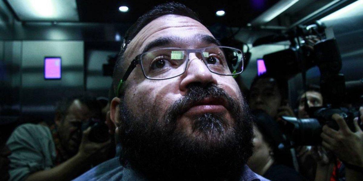 Duarte culpa a Yunes por persecución política contra Karime