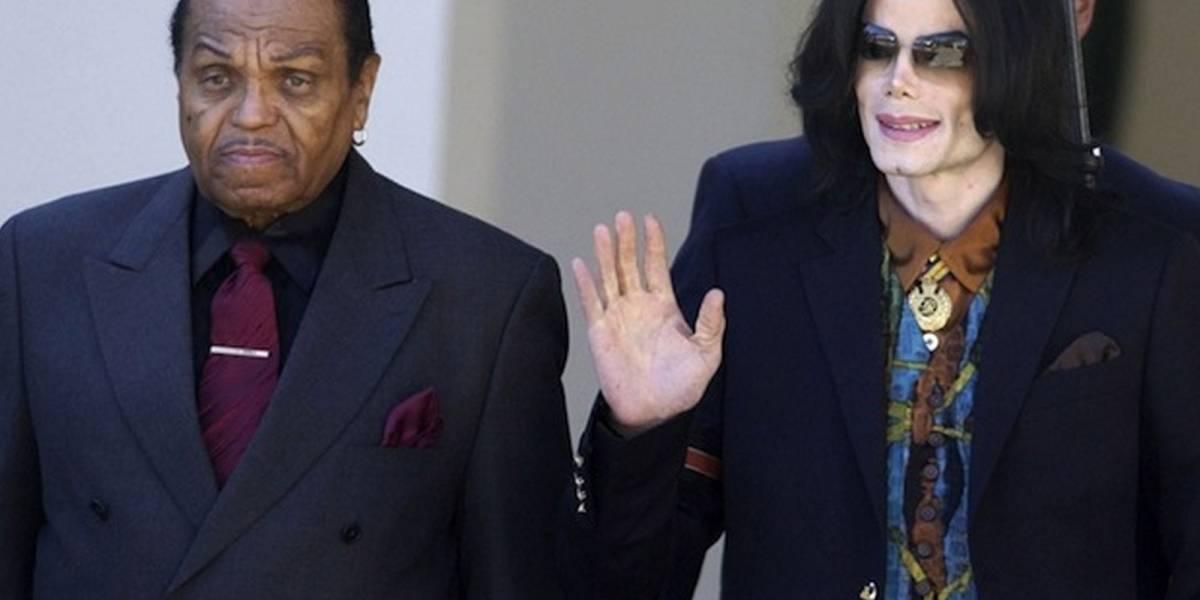 Padre de Michael Jackson hospitalizado con cáncer terminal