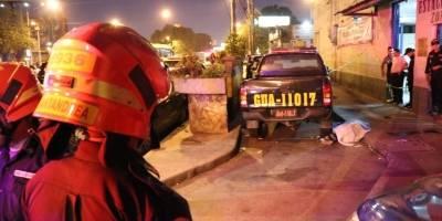 Jorge Ramírez Dávila disparó y mató a su exconviviente.