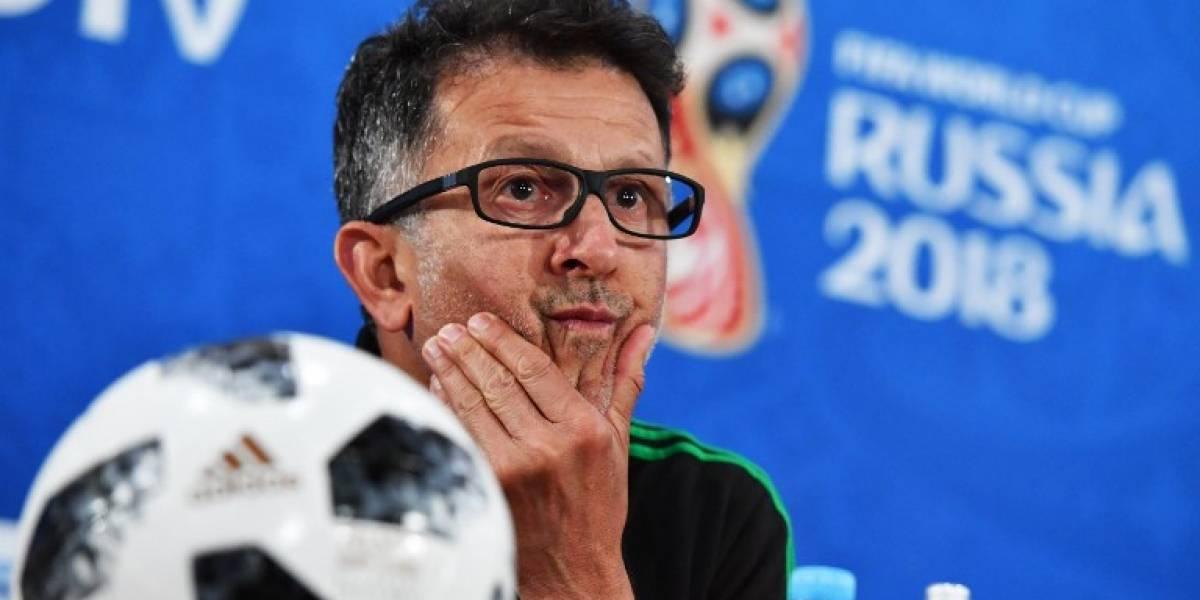 Juan Carlos Osorio deja de ser entrenador de la selección de México