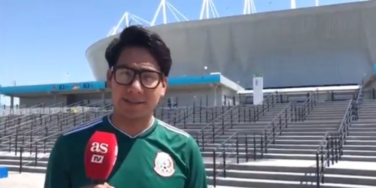 VIDEO: Asalta a aficionado mexicano en Rusia 2018