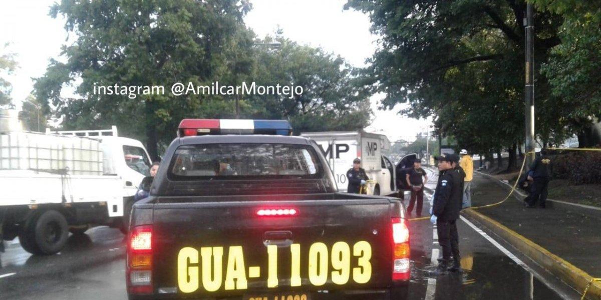 Fallece hombre tras ser atropellado en bulevar Liberación; conductor se fugó