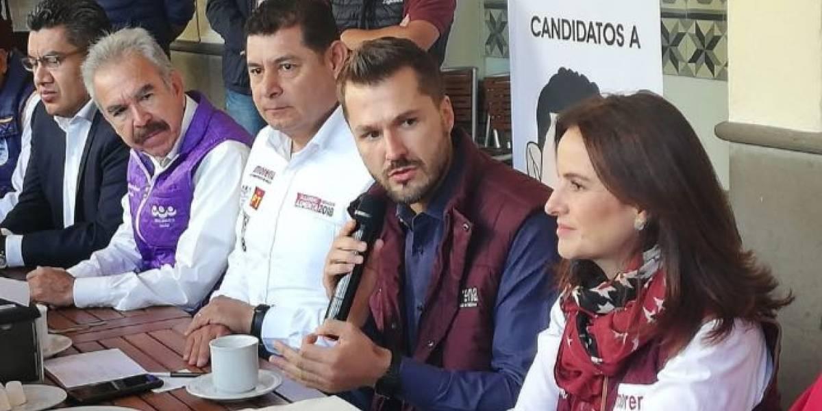 Acto de sensatez, declinación por Morena: Juan Carlos Natale