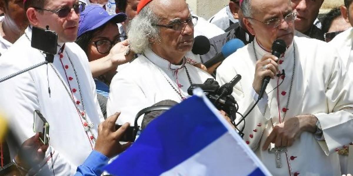 Nicaragua espera el cese de ataques en Masaya y la liberación de presos