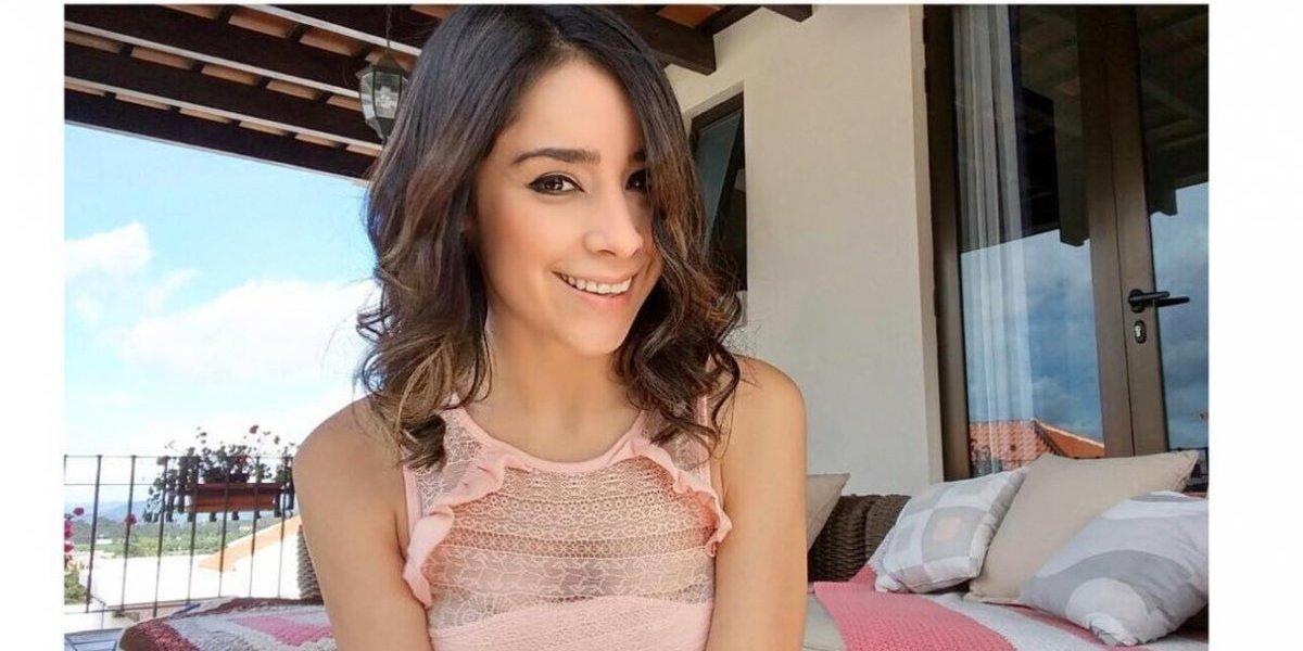 Con sexy baile, actriz guatemalteca celebra la victoria de la selección de Brasil