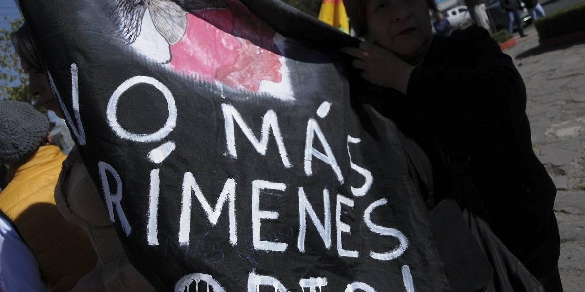 México ha registrado 381 crímenes por homofobia desde 2013