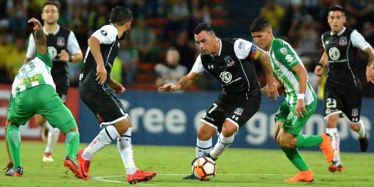 Copa Libertadores: Regresa el avión que los hinchas de Colo Colo y este viernes se conocerán 30 ganadores