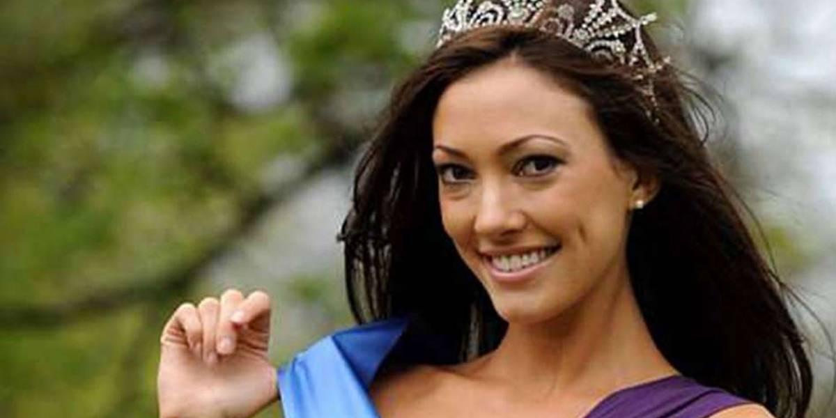 Encuentran muerta a ex Miss Reino Unido en su apartamento