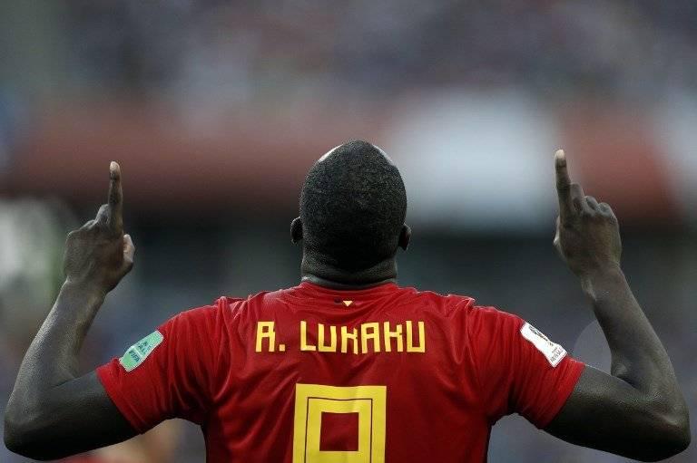 Romelo Lukaku juega su segundo Mundial con Bélgica