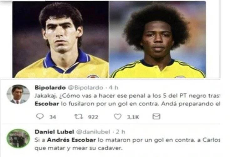 Carlos Sánchez se fue expulsado al minuto 3|GETTY IMAGES