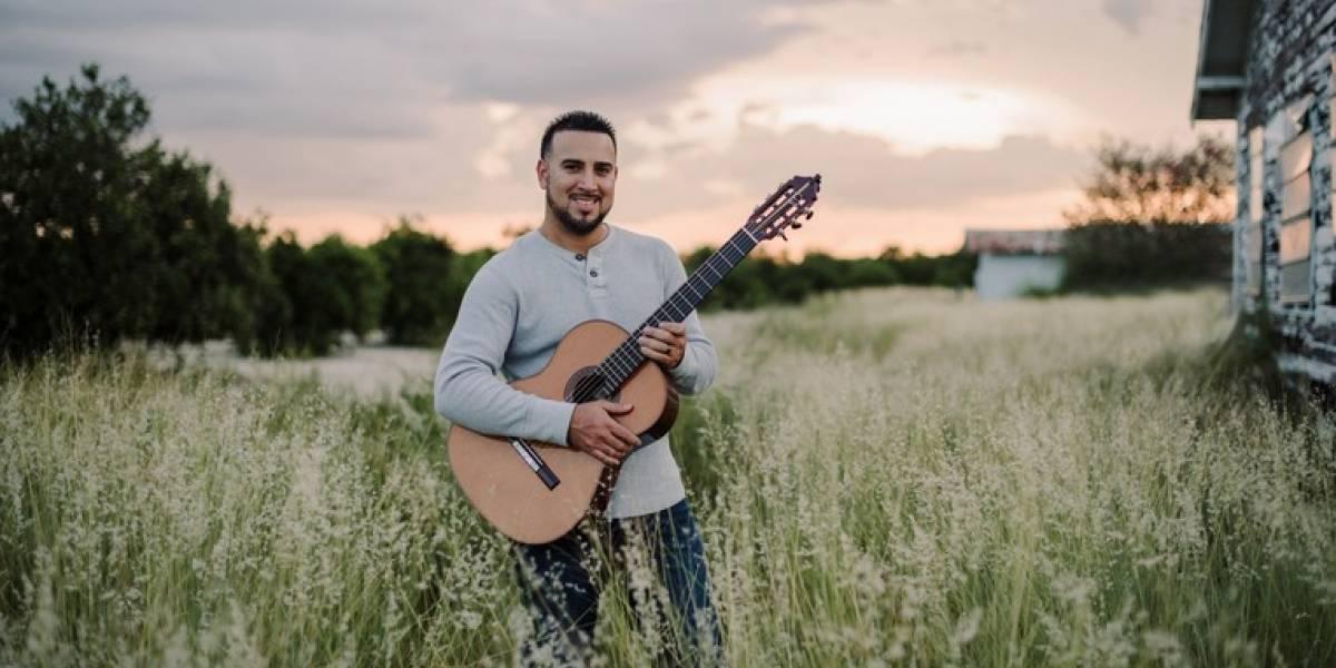Guitarrista boricua Samuel Ortiz lanza segundo disco