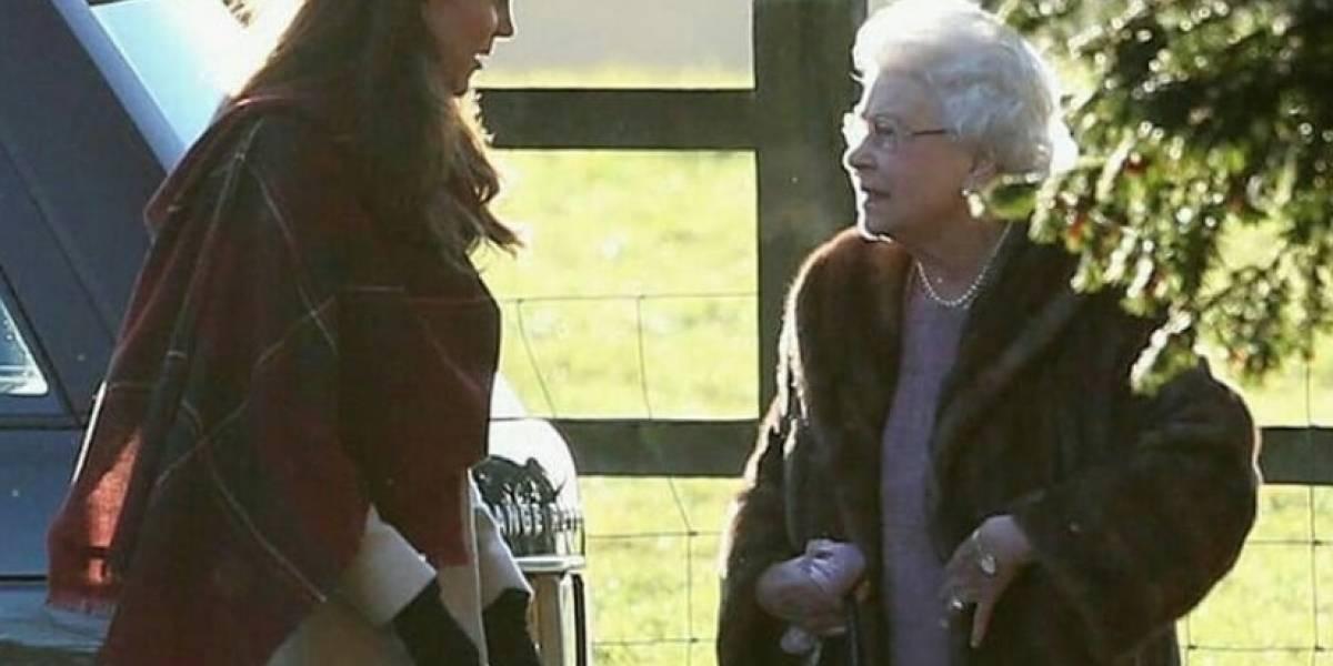 7 reglas que Kate Middleton rompió logrando enfurecer a la reina Isabel ll
