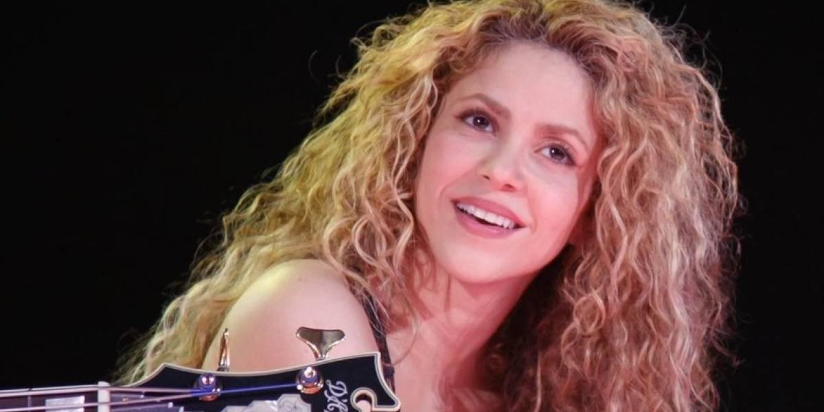 ¡Ya pasaron 25 años! Así se veía Shakira cuando era actriz adolescente