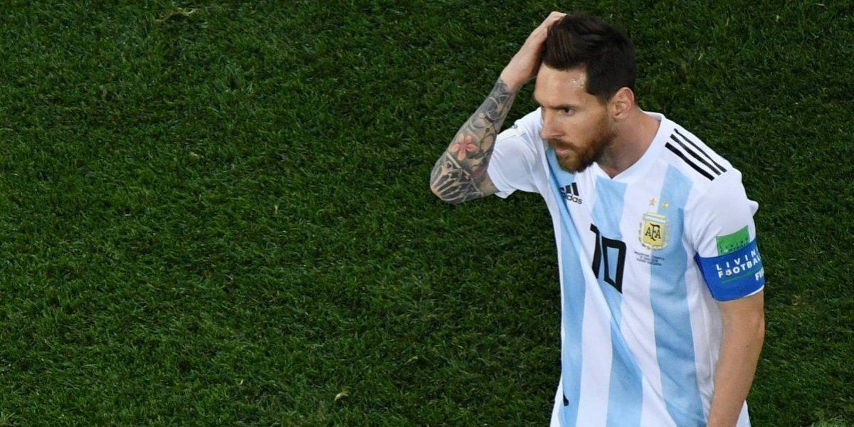 Los insultos más duros para la Selección de Argentina que no caben ni en el diccionario