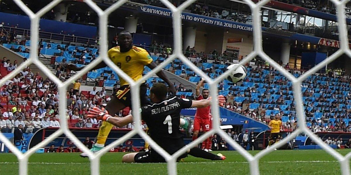 Lukaku iguala marca y se convierte en leyenda