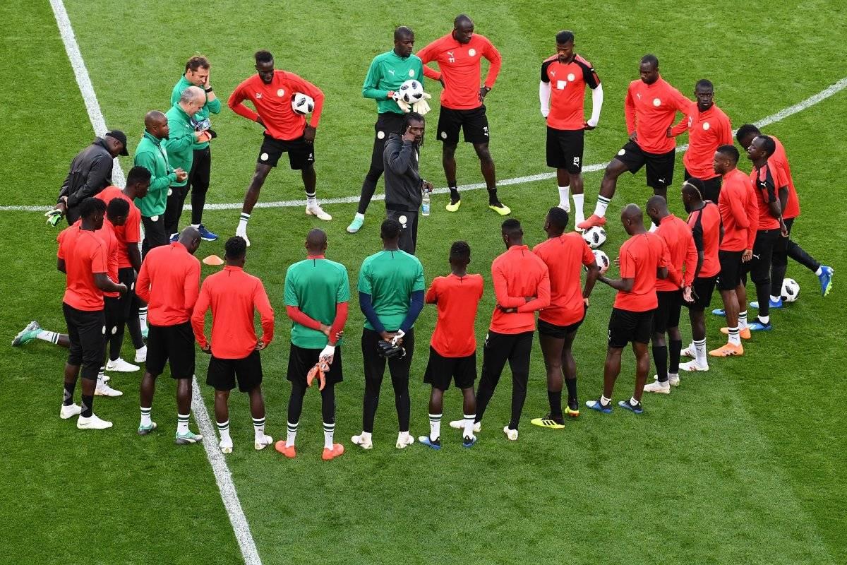 Senegal quiere reafirmarse en el liderato