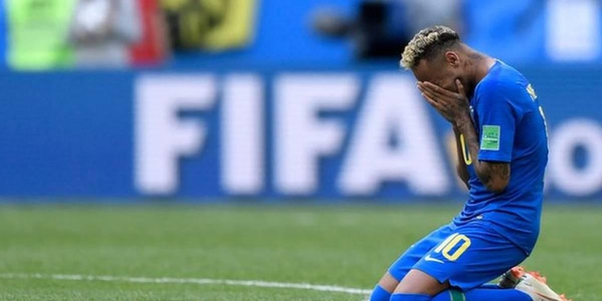Rusia 2018: las jugadas audaces, el llanto y las simulaciones de Neymar en el Brasil - Costa Rica